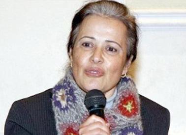 La Dresse Mona Mina, secrétaire générale du syndicat