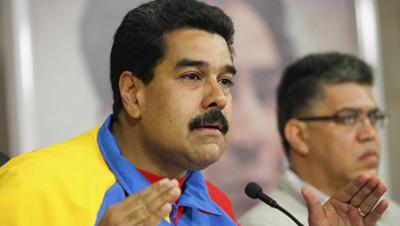 Nicolas Maduro chercher l'apaisement