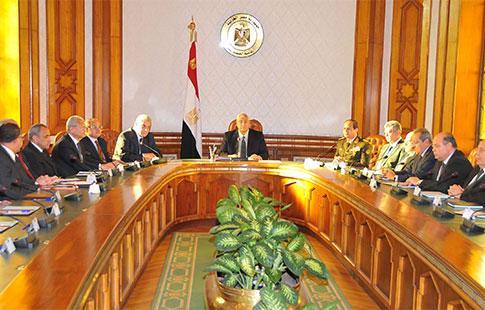 Le sixième gouvernement depuis le 25 janvier 2011