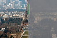 Paris: mars 2010 et 2014
