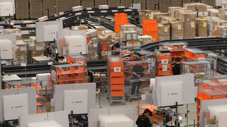 GERMANY-INTERNET-DISTRIBUTION-ZALANDO