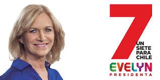 La candidate Evelyn Matthei
