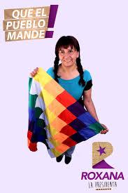 Roxana Miranda candidate du Partido Igualidad