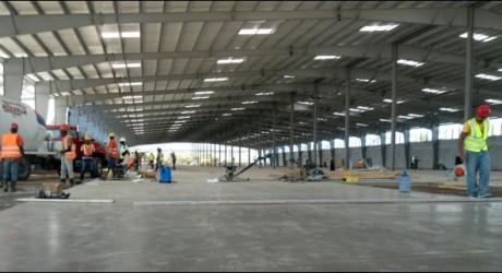Parc industriel de Caracol