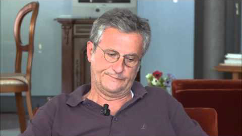 Antonis Ntavanellos, membre de la direction de SYRIZA, et porte-parole de DEA