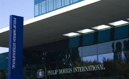 Philip Morris International à Lausanne
