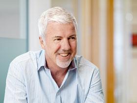 Albert Jamieson a rejoint Lonmin en 1989, après 8 ans à Impala Platinum
