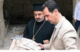 Achar cultive les liens avec les «sommets» des diverses confessions.