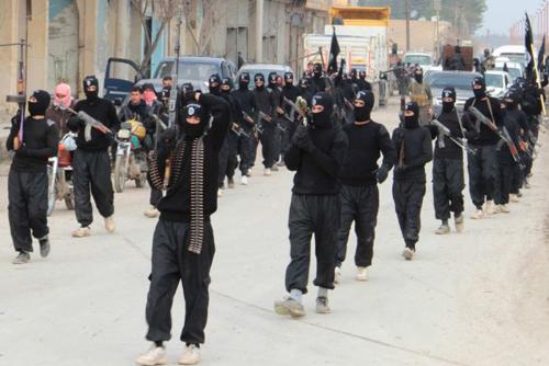Les recrues de l'Etat islamique en Irak et au Levant (EIIL)