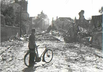 Le Havre, le 5 septembre 1944