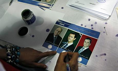 Un bulletin de vote, le 3 juin, qui ne suscite pas le doute