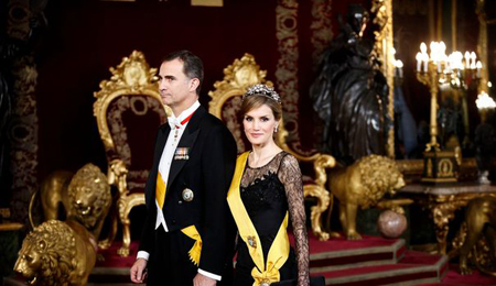 Felipe VI va prêter serment le 19 juin devant les Cortes…  la discontinuité dans la continuité