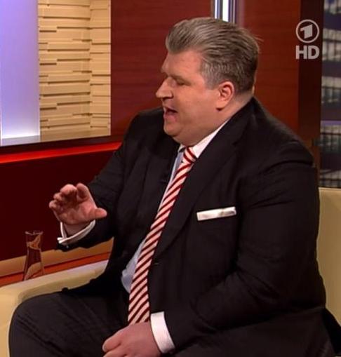 Helmut Naujoks présenté en 2011 comme «l'homme des cavernes» s'attaquant au Conseil d'entreprise