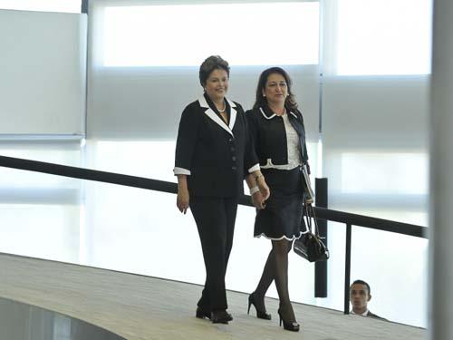 Dilma Rousseff et Katia Abreu vont annoncer «la récolte sucrière» 2012-2013