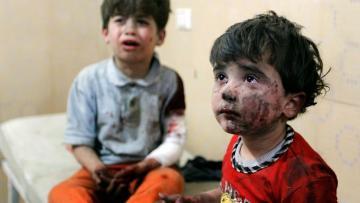 Survivants d'Alep (il y a quatre mois)