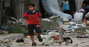 Gaza, le 4 août 2014