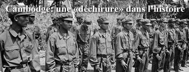 Cambodge. Les crimes d'une «déchirure» dans l'histoire