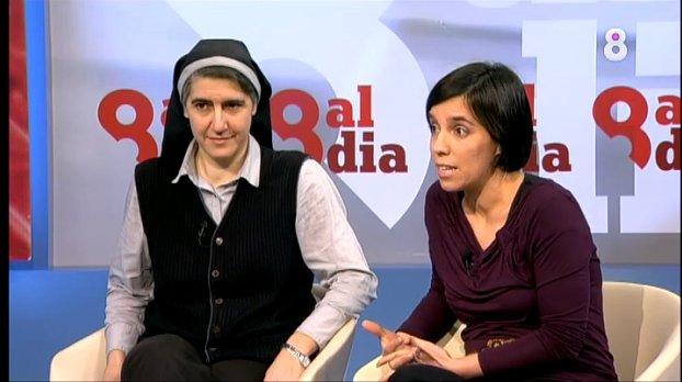 Teresa Forcades et Esther Vivas du Procés Constituent