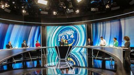 Elections piégées par la télévision: 11 candidats, 3 affichés...