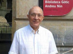 Marti Caussa, membre de la rédaction de revue «Viento Sur»