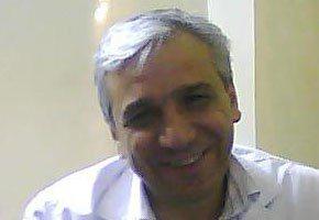 Yassin Haj-Saleh, écrivain syrien