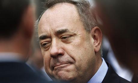 Alex Salmond a affirmé qu'il démissionnait en novembre, lorsqu'une nouvelle direction du SNP serait élue, mais que «le combat continue et que le rêve ne doit pas mourir»