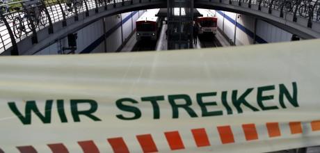 Grève des conducteurs de train (Die Welt, 1er septembre 2014)