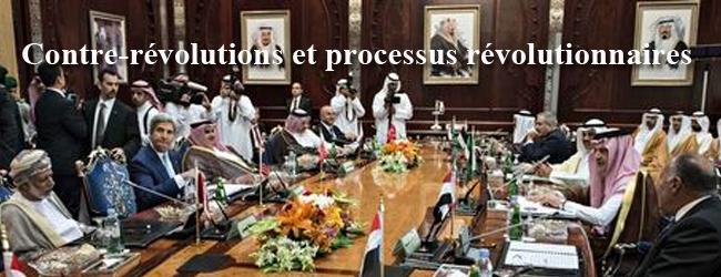 Moyen-Orient. «Un processus révolutionnaire à long terme avec des phases contre-révolutionnaires»