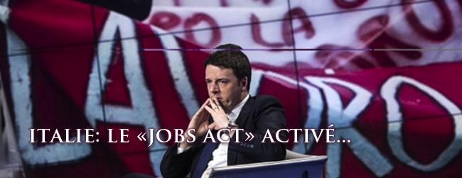 Italie. Mobilisation générale contre le gouvernement Renzi