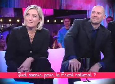 Marine Le Pen et Soral chez Frédic Taddéi: où iront-ils?