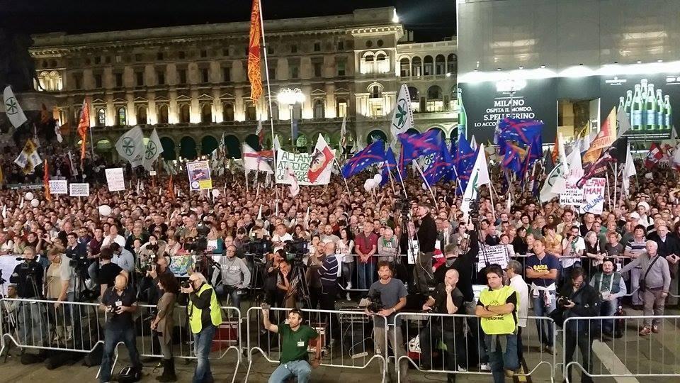 Milan, 18 octobre