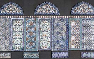 Mur-ceramique-ottomane