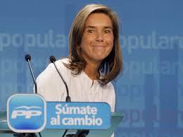 Ana Mato… quel changement...