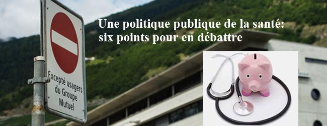 Suisse. Après le rejet de la caisse publique, une discussion nécessaire sur six points forts
