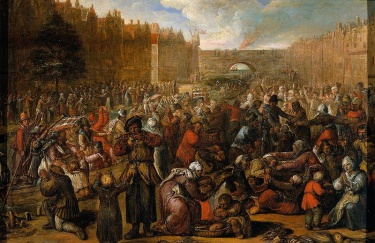 Révolution des Pays-Bas (XVI-XVII siècle)