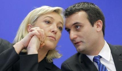 «.C'est Marine Le Pen et moi [Florian Philippot] qui définissons la ligne»