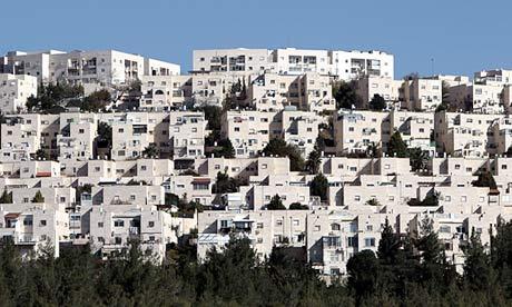 Ramat Shlomo, une colonie juive implantée dans Jérusalem-Est». 1500 nouveaux immeubles doivent être construits