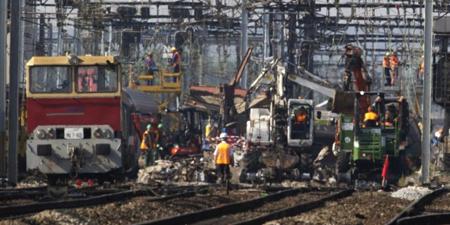 Accident ferroviaire en gare de Brétigny-sur-Orge, 12 juillet 2013:  7 morts et 61 blessés