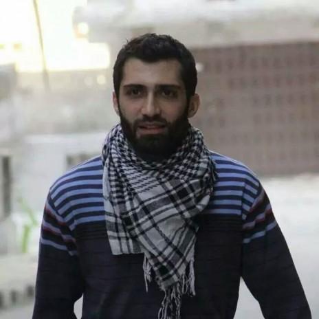 Majed Karman, militant révolutionnaire d'Alep (Photo diffusée par les camarades de Majed)