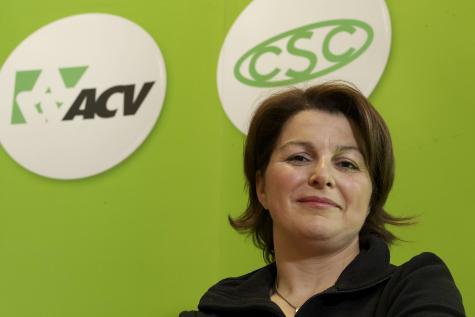 Marie-Hélène Ska (CSC): la voie de la concertation?