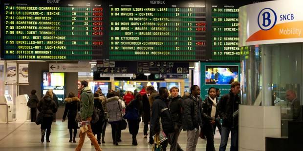 Dès trains annulés dès 22 heures, dimanche 7 décembre