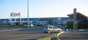 Géant-Casino d'Angoulème