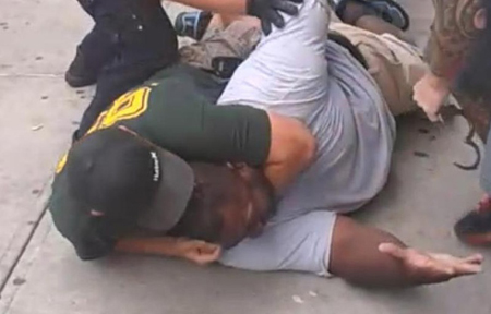 Eric Garner assassiné