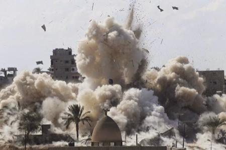 Un exemple «d'urbanité»: création de la zone-tampon avec la bande de Gaza