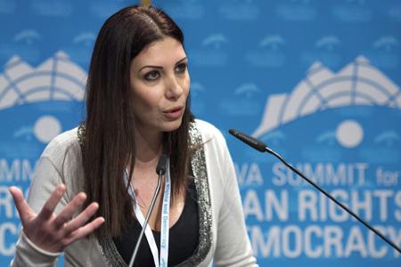 Randa Qassis, spécialiste du «temps de la réconciliation»