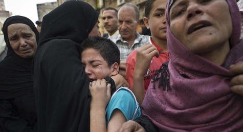 Après l'annonce de la condamnation à mort de centaines de partisans de Morsi à Minya
