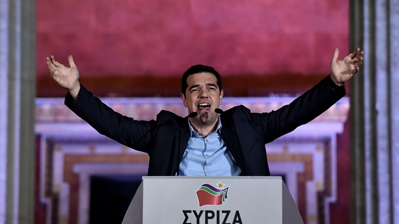 GREECE-VOTE-ELECTION-SYRIZA