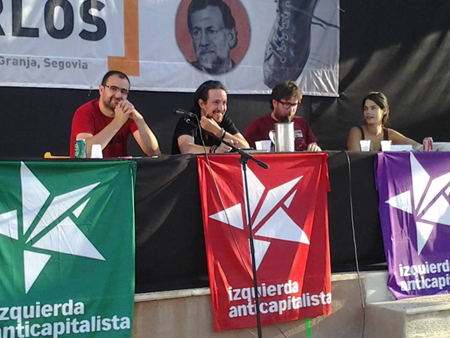 Université d'été d'Izquierda Anticapitalista