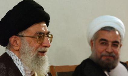 RohaniKhamenei