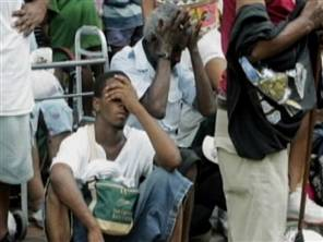 black poverty